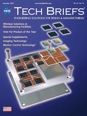 NASA Tech Briefs - December 2009 - Vol. 33 No. 12 - Tech ...