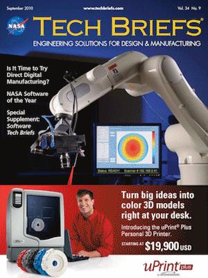 NASA Tech Briefs - September 2010 - Vol. 34 No. 9 - Tech ...