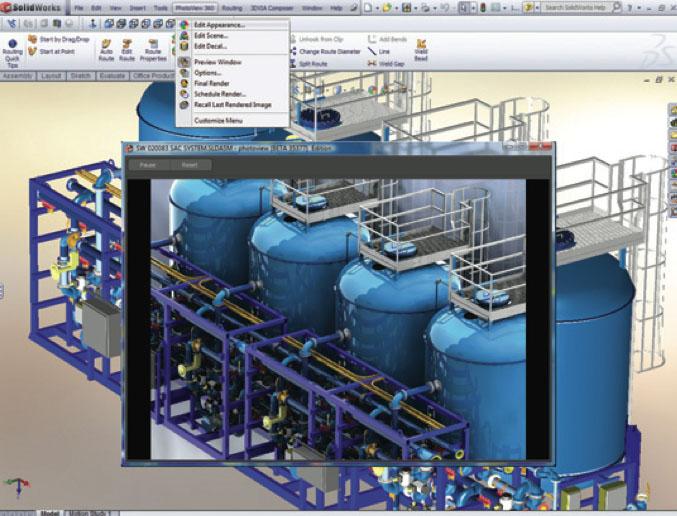 Solidworks 2011 3d Design Software Tech Briefs