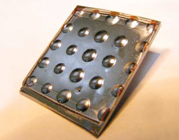 Silicon Micromachined Microlens Array for THz Antennas ...