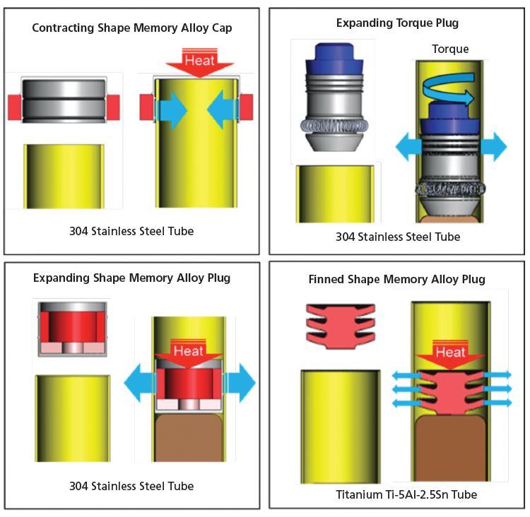 Hermetic Seal Designs For Sample Return Sample Tubes
