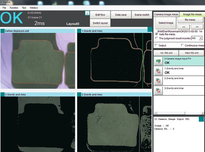 Implementing Color Machine Vision Inspection Systems - Tech
